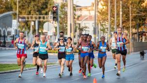 9 Eylül Yarı Maratonu için geri sayım başladı 27 Temmuz 2021 Salı