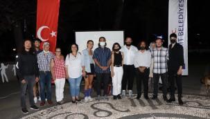 İzmitliler Rıfat Ilgaz ve Kemal Sunal'ı unutmadı