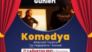 """İzmit Tiyatro Günleri """"Komedya"""" ile devam edecek"""