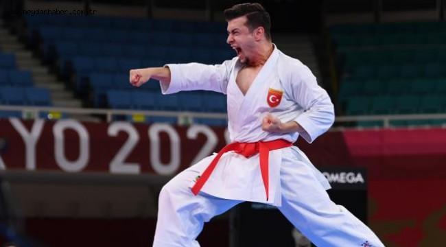 Milli karateci Sofuoğlu bronz madalya için mücadele edecek