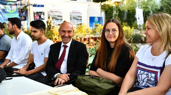 Başkan Soyer'den üniversite öğrencilerine müjde