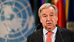 Guterres'ten iklim krizi açıklaması: Uçurumun kenarındayız