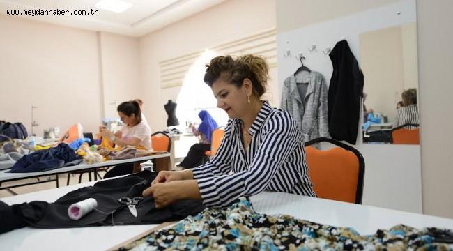 Kadın Kültür Merkezleri umut oluyor
