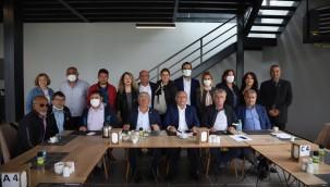 Kartal Belediyesi yöneticileri sivil toplum örgütleriyle buluştu