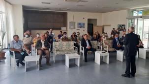 Yenimahalle Kent Konseyi çalıştayı yapıldı