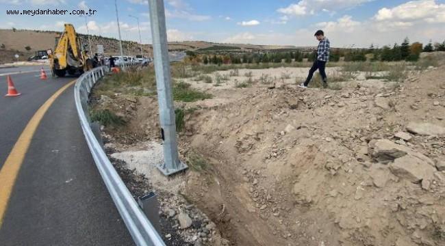 Ankara'daki kazı çalışmasında insan kemiklerine rastlandı