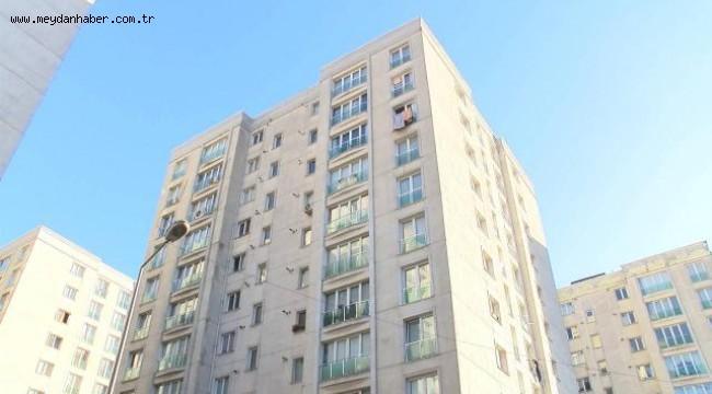 Esenyurt'ta 11. kattan düşen çocuk hayatını kaybetti
