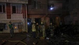 Esenyurt'ta doğal gaz patlaması: 2 daire kullanılamaz hale geldi