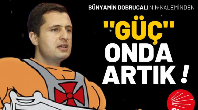 """""""GÜÇ"""" ONDA ARTIK!"""
