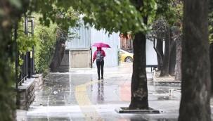 Yurdun batısı yağışlı ve serin havanın etkisine girecek
